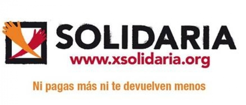 Logo X Solidaria