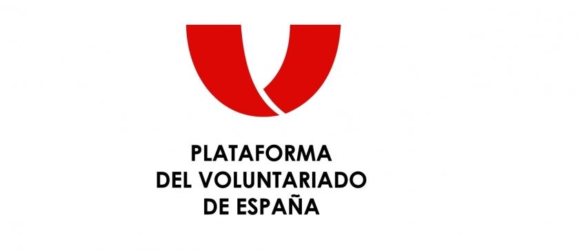 Logo de Plataforma del Voluntariado de España