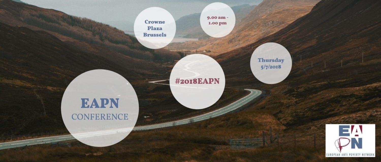 Conferencia Anual de EAPN Europa de 2018
