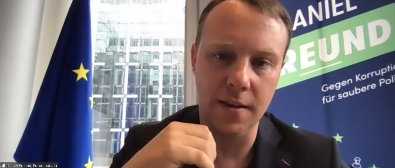 Daniel Freund, eurodiputado