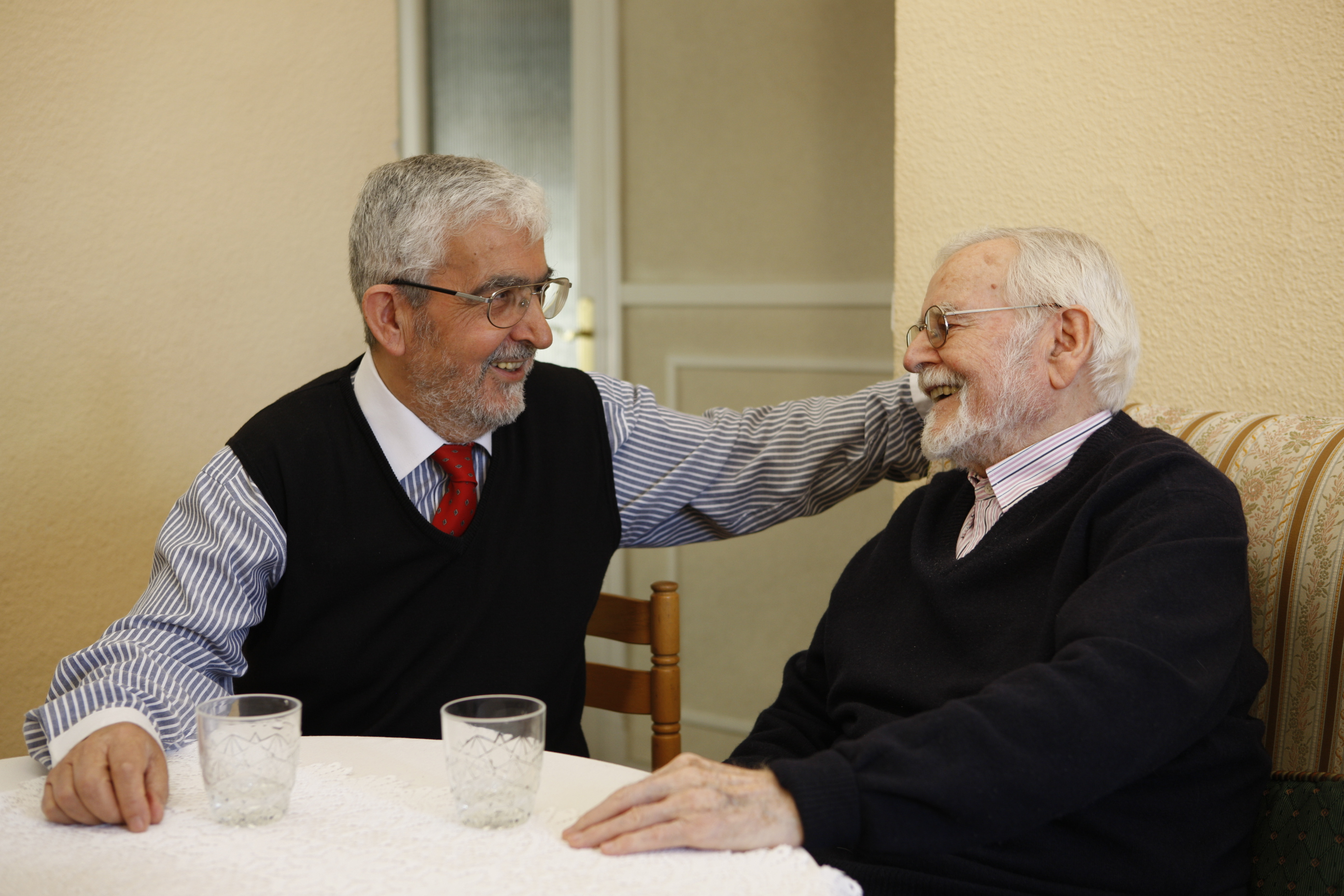 Un millón de personas mayores se están beneficiando en 2014 de los proyectos que desarrollan las ONG de acción social