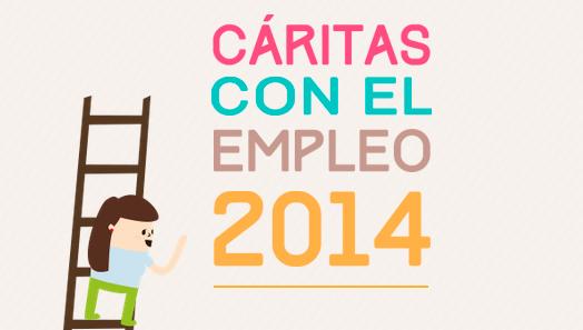 Cáritas con el Empleo 2014