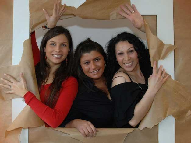 Mujeres gitanas