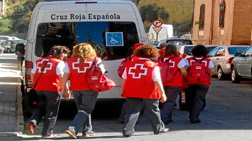 40 voluntarios/as forman parte de los Equipos de Respuesta Inmediata en Emergencias (ERIE) de Apoyo Psicosocial de Cruz Roja