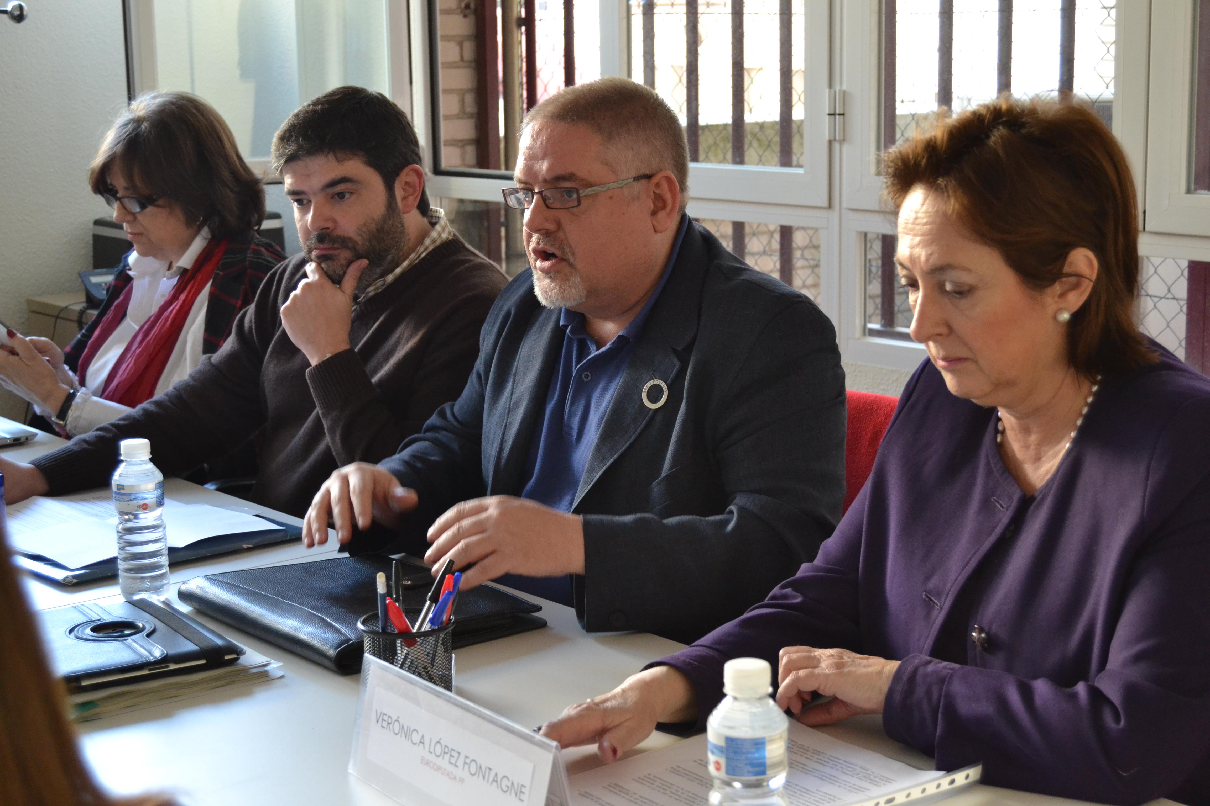 Sergio Aires, presidente de EAPN