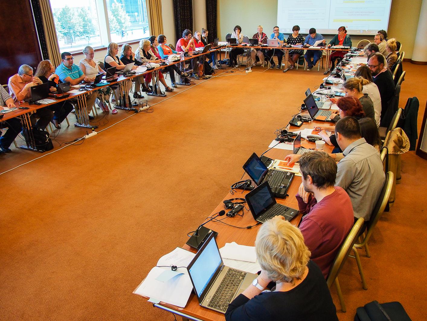 Asamblea General de EAPN