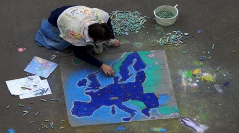 Dibujando el mapa de la Europa Social