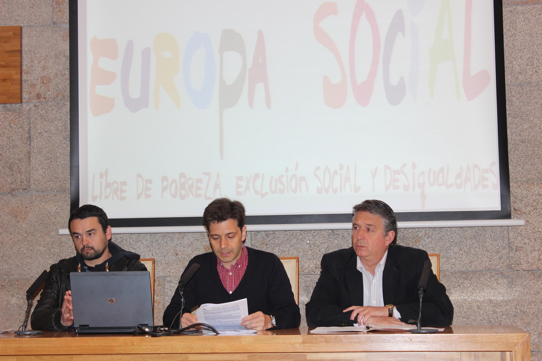 EAPN Galicia lanza la campaña por una Europa Social