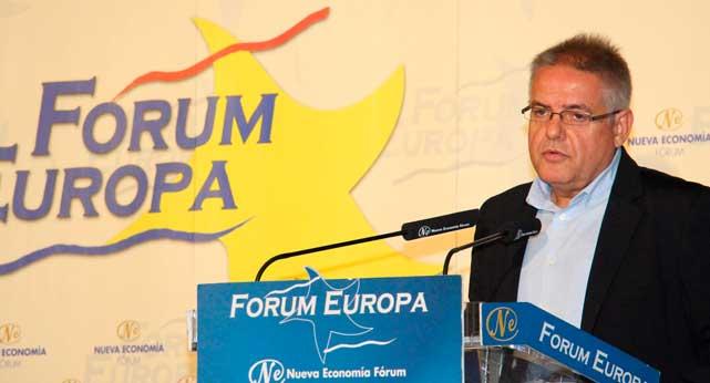 Carlos Susías en el Fórum Europa