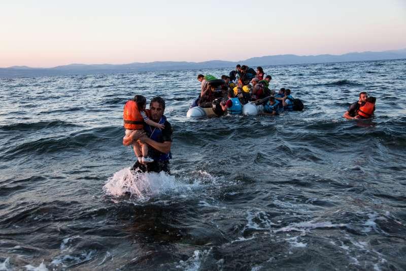 160.000 inmigrantes y refugiados han llegado a Grecia en 2015