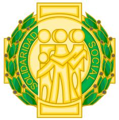 Cruz de la Orden Civil de Solidaridad Social