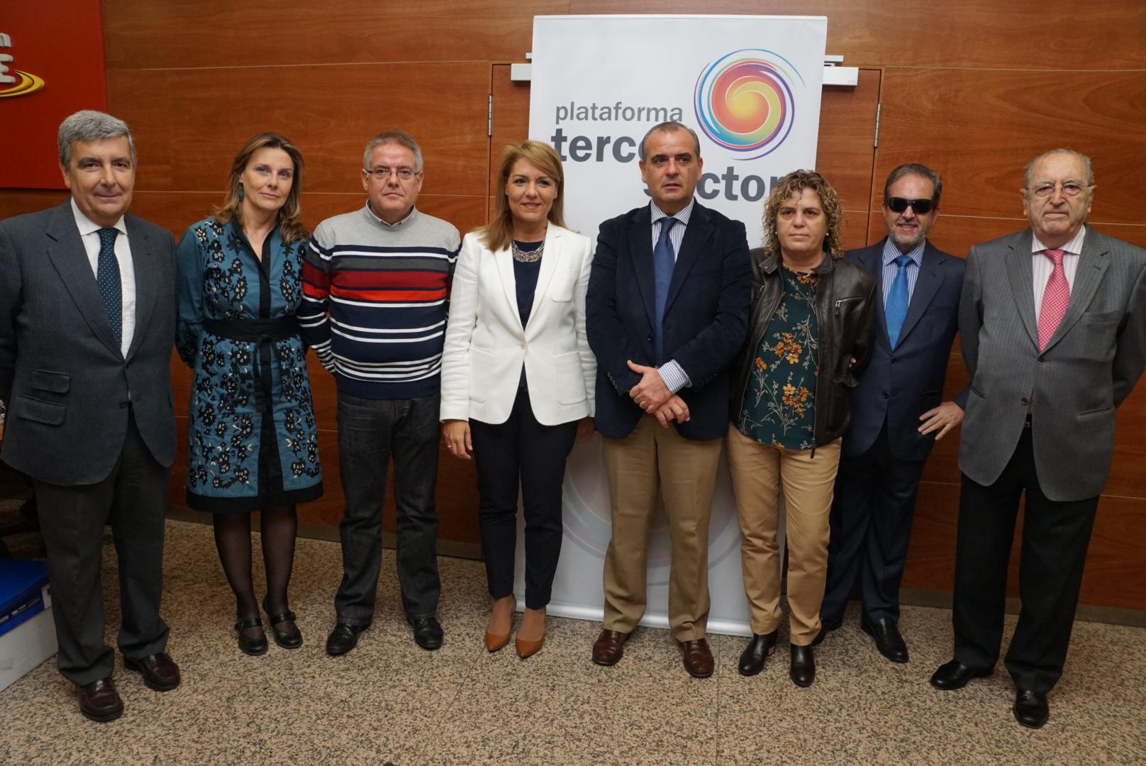 Junta Directiva Plataforma Tercer Sector