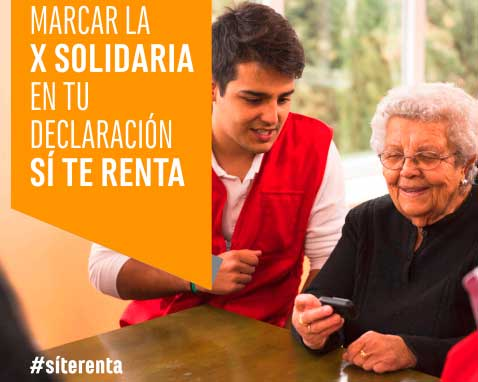 Foto X Solidaria Mayores