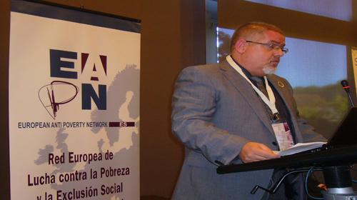 Carlos Susías, Presidente de EAPN España