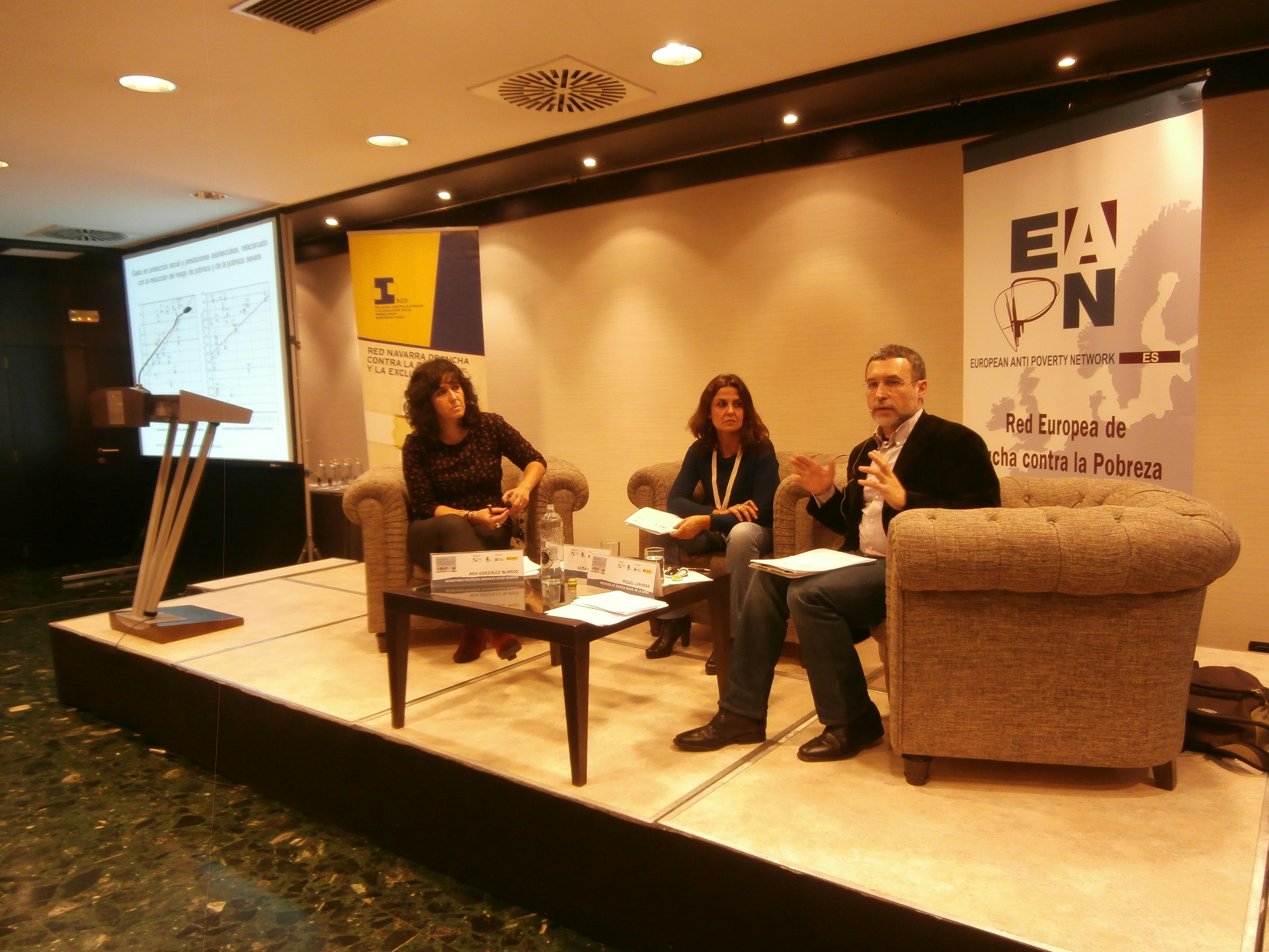 Votación en la Asamblea General de EAPN España