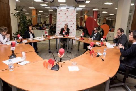 Debate Servimedia con partidos políticos