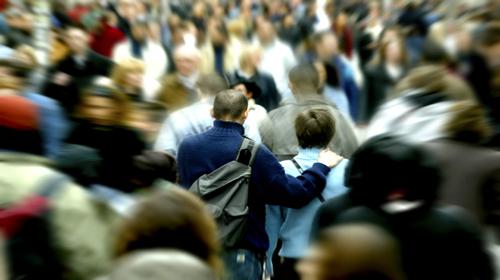 Desempleo juvenil en Europa