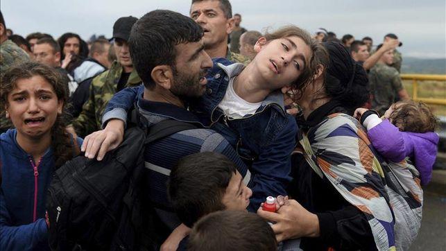 240.000 refugiados sirios en Turquía