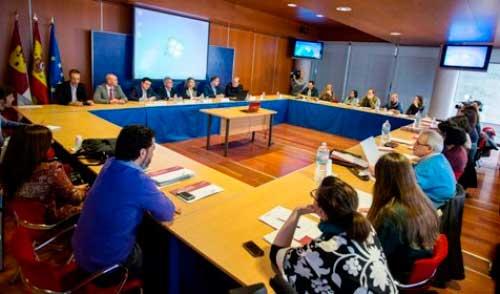 Seminario de Capacitación de Voluntariado en Inclusión Residencial, con el objetivo de conocer formulas innovadoras de gestión de los recursos residenciales