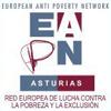 Logotipo de Red Europea de Lucha contra la Pobreza y la Exclusión Social en Asturias